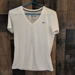Nike DRI-FIT athletic tee size M